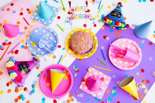 Comprar para una fiesta de cumpleaños